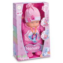 Nenuco - Poupée à fonctions : Nouveau né rose
