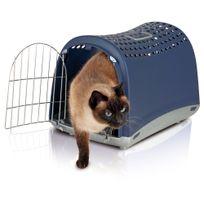 Imac - Transport Linus pour Chien et Chat - Bleu