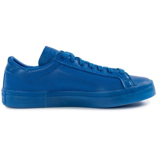 Pas Court Cher Achat Adidas W Vantage Adicolor Originals Bleue tsxdQCrh