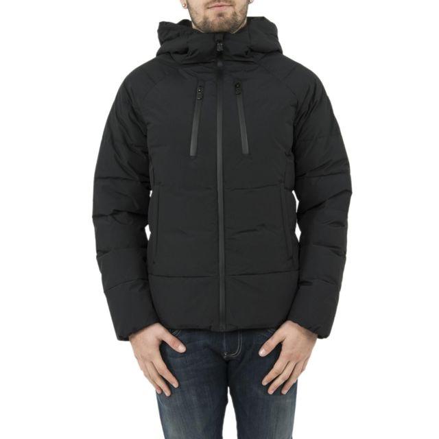 f9daa250a7 JOTT - blousons et vestes chamonix noir - pas cher Achat / Vente Blouson  homme - RueDuCommerce