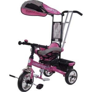 sun baby tricycle volutif b b luxus trike rose pas. Black Bedroom Furniture Sets. Home Design Ideas