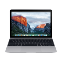 APPLE - MacBook 12'' Retina - 256 Go - Gris Sidéral