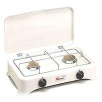 PARKER - réchaud gaz 2 feux - 5326c