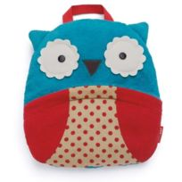 Minymum - Zoo Travel Blanket Owl