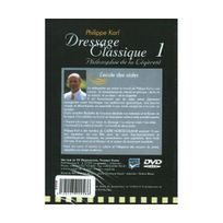 Rdm ÉDITION - Dressage Classique : Philippe Karl - Vol 1