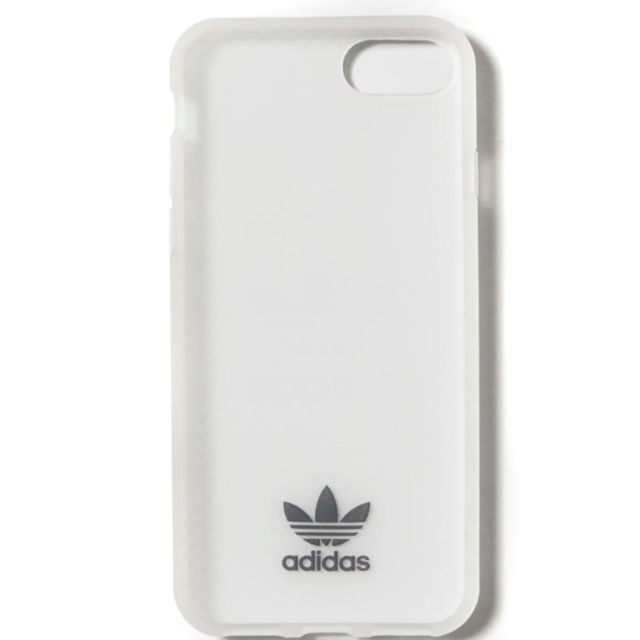 coque iphone 7 plus telephone blanc adidas