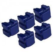 Marque Generique Fg Encre Encre Solide Cyan Compatible pour Xerox Phaser 8200 5 Sticks