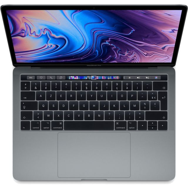 e620a1159c4cc0 Destockage APPLE MacBook Pro 13 Touch Bar - 256 Go - MR9Q2FN A ...