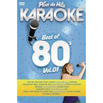 - Compilation - Best of 80s, Vol. 1 - Karaoké Dvd