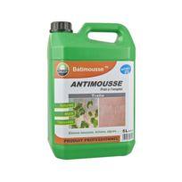 DALEP - Antimousse Préventif/Curatif Bidon de 5 Litres Pour Facades/Terrasses/Toitures - 130005