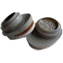 Msa - Bi Filtres Pour Masques Et Demi-masques Respiratoires - 202 A2P3