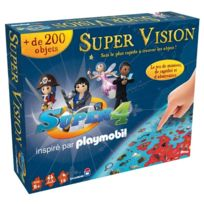 Dujardin - Super Vision Super 4 Playmobil