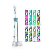 PHILIPS - Brosse à dent électrique pour enfants