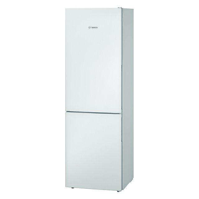 Bosch réfrigérateur combiné 60cm 309l a++ brassé blanc - kgv36uw30s