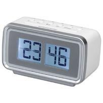Audiosonic - radio réveil rétro - cl1474
