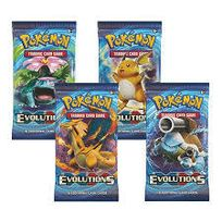 Pokemon Company International - Cartes à collectionner - Xy Evolutions : 1 Booster
