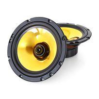 AUNA - Goldblaster 6.5 paire haut-parleurs auto 16,5cm 600W