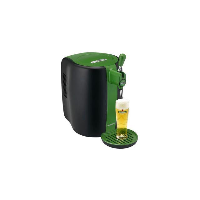 SEB Machine A Biere Beertender 5l 6varietes De Biere + 4 Verres Collector - Yy4148fd