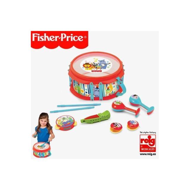 Fisher Price Tambour musical