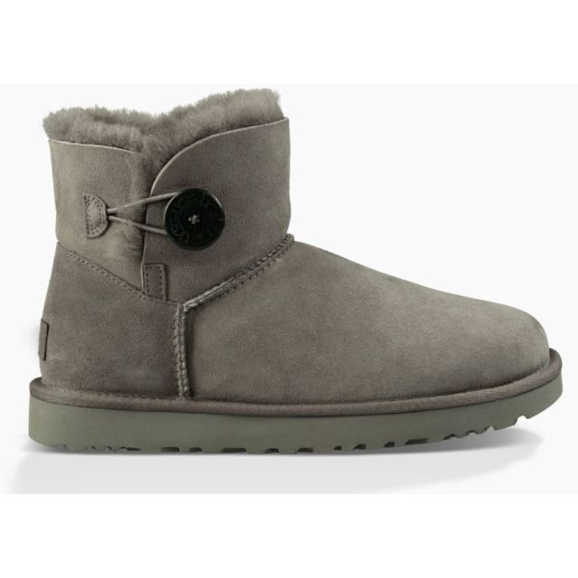 ugg bailey button gris