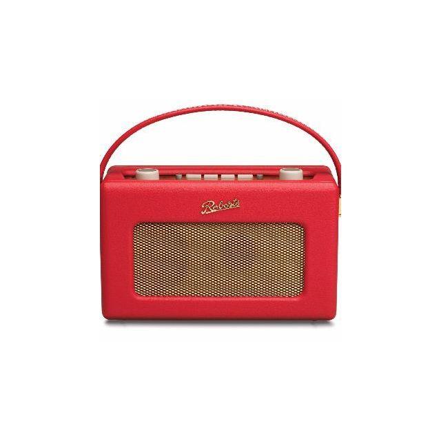 ROBERTS RADIO Enceinte bluetooth radio retro FM avec alarme Roberts Revival RD 70