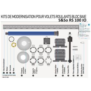 somfy kit de modernisation pour volet roulant existant s so rs 100 io fen tre de 1000. Black Bedroom Furniture Sets. Home Design Ideas