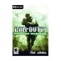 Activision - Call of Duty : Modern Warfare 4 import anglais
