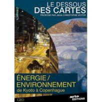 Arte ÉDITIONS - Le Dessous des cartes - Énergie / Environnement, de Kyoto à Copenhague