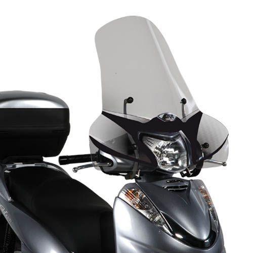 Pare Brise Bulle SPECIFIQUE D1112S Honda NC 700 S 2012 2013 FUM/È Moto GIVI