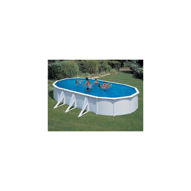 gr pools vigipiscine piscine hors sol gr dreampool atlantis ovale x x. Black Bedroom Furniture Sets. Home Design Ideas