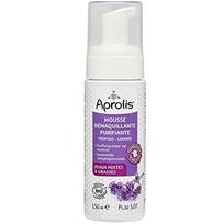 Aprolis - Mousse démaquillante purifiantes lavande 150 ml Bio