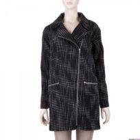 f5460334b7897 Manteau femme noir chic - Achat Manteau femme noir chic pas cher ...