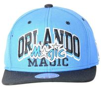 Mitchell And Ness - Casquette Orlando Magic Turquoise / Noir