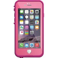 LifeProof - Coque Fre rose pour iPhone 6