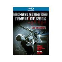In-akustik - Temple of rock live in Europe - Blu-Ray