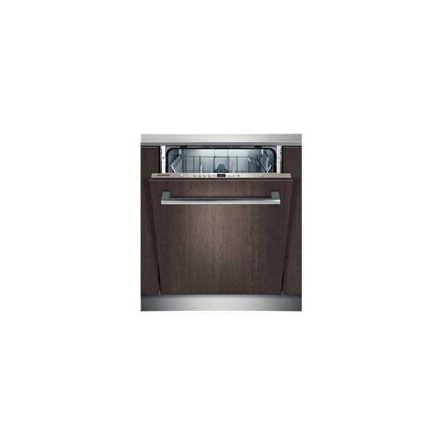 siemens lave vaisselle integrable sn65l005eu achat lave. Black Bedroom Furniture Sets. Home Design Ideas