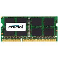 Crucial - 8GB Ddr3-1333 Cl9 Sodimm