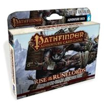 Paizo - Pathfinder Adventure Card Game: Rise Of The Runelords: Spires Of Xin-shalast