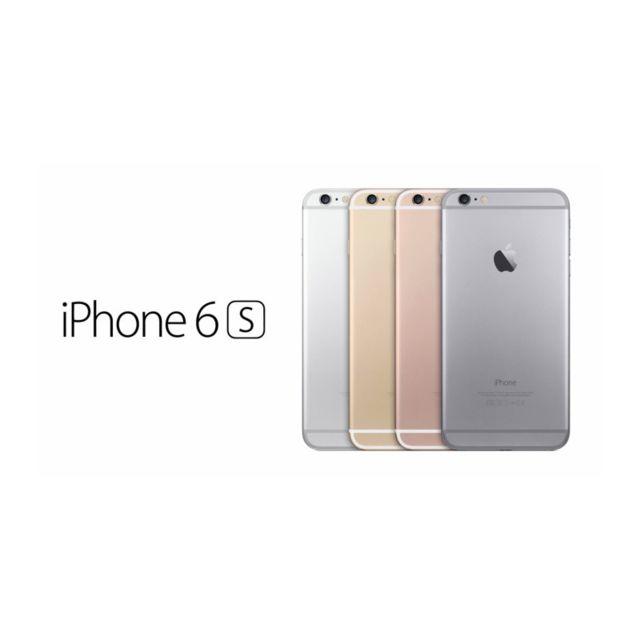 destockage apple iphone 6s 128go argent pas cher achat vente smartphone rueducommerce. Black Bedroom Furniture Sets. Home Design Ideas