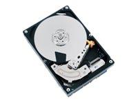 Mg03ACA100 - Disque dur - 1 To - interne - 3.5'' - Sata 6Gb s - 7200 tours min - mémoire tampon : 64 Mo