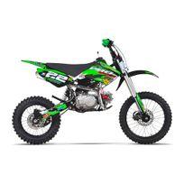Probike - Moto Pit Bike 125-S - 17/14 - Noir