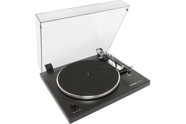 THORENS - Platine vinyle TD 240-2 Noir Mate