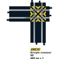Scalextric - Croisement droit 90