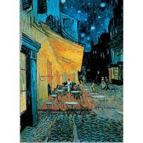 Ricordi Arte - Puzzle 1000 pièces : Café de Nuit, Vincent Van Gogh