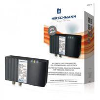 Hirschmann Car Communication - Adaptateur multimédia sur coaxial pour élargir le réseau coaxial existant par un réseau ethernet haut debit