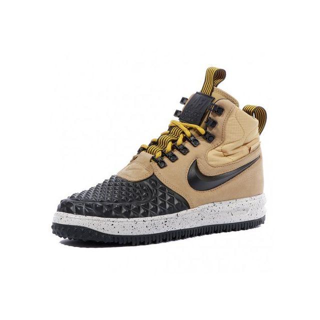 e97190da36f Nike - Lf1 Duckboot 17 Homme Chaussures Marron Multicouleur - pas cher Achat    Vente Baskets homme - RueDuCommerce