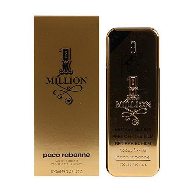 Paco Rabanne Parfum 100 Pour Capacité Homme De Million 1 Eau Ml Toilette 8kX0PNOnwZ