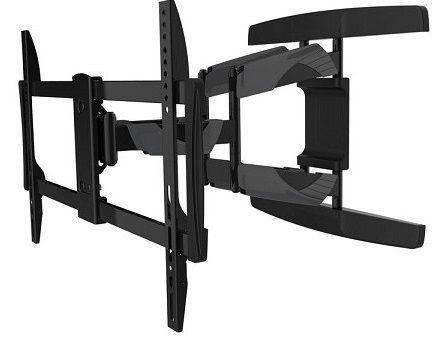 neomounts support orientable noir pour tv nm w475black pas cher achat vente support mural. Black Bedroom Furniture Sets. Home Design Ideas