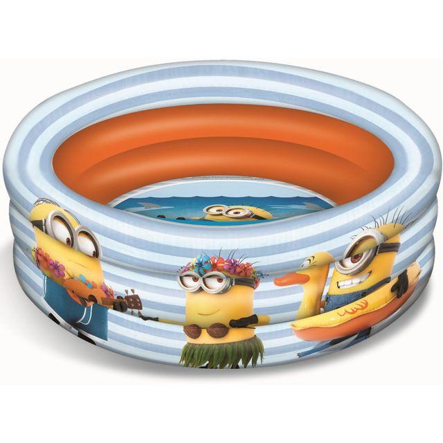Moi moche et mechant piscine gonflable moi moche et for Piscine b24