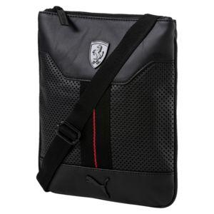puma ferrari port noir pochettes sacoches accessoires pas cher achat vente besaces. Black Bedroom Furniture Sets. Home Design Ideas